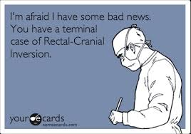cranial rectal inversion