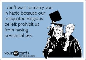 premarital sex