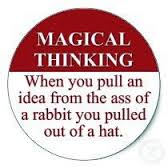 magical thinking