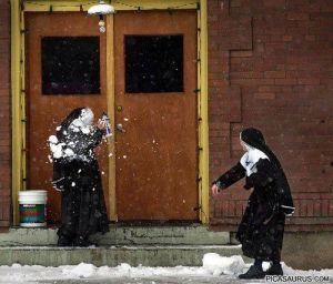 nun-fight