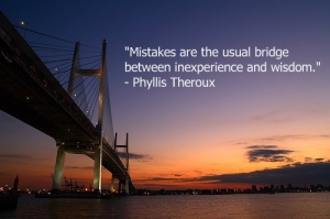 Mistake-are-the-usual-bridge-between-inexperience-and-wisdom