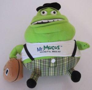 Mr Mucous