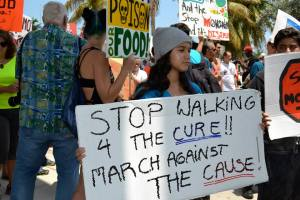 stop walking start marching