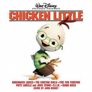 Chickenlittlesoundtrack
