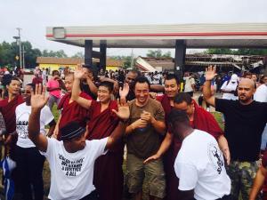 Ferguson Tibetan Monks