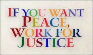 peace social justice