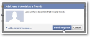Send-a-friend-request-on-Facebook