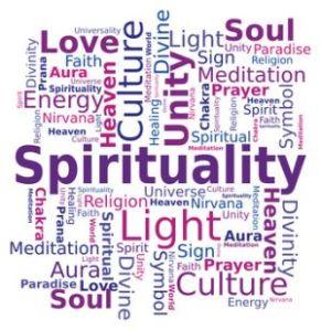 spirituality cloud
