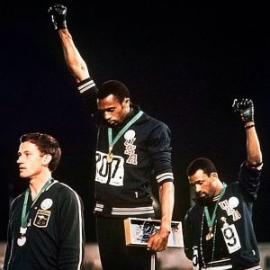 68 olympics black power